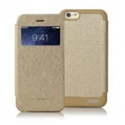 MERCURY Θήκη WOW Bumper για iPhone 7 & 8, Gold