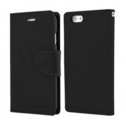 MERCURY Θήκη Fancy Diary για Samsung S8 Plus, Black