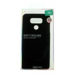 MERCURY Θήκη Soft Feeling Jelly για LG G6, Black