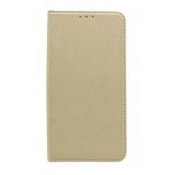 POWERTECH Θήκη Magnet Book για LG G6, Gold, Blister