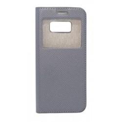 POWERTECH Θήκη Magnet View για Samsung Galaxy S8 (G950), Gray