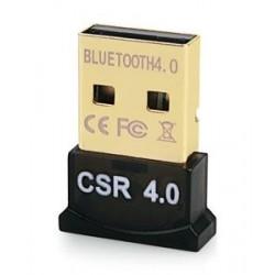 Bluetooth V4.0 & EDR USB Δέκτης, Plug & Play, CSR chip, 20m εμβέλεια max