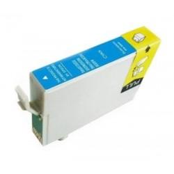 Συμβατο InkJet για Epson T1282, 6.6ml, Cyan