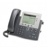 CISCO used IP Phone 7942G, Dark Gray