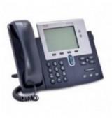 CISCO used Unified IP Phone 7941G, PoE, Dark Gray