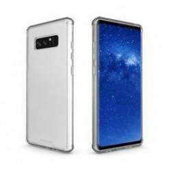 POWERTECH Θήκη ShockProof TPU για Samsung Note 8, Transparent