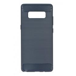 POWERTECH Θήκη Carbon Flex για Samsung Note 8, Blue