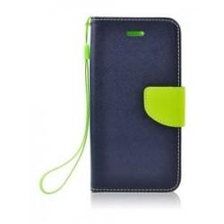 POWERTECH Θήκη Fancy για iPhone 7/8, Navy-Lime