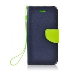POWERTECH Θήκη Fancy για Samsung Note 8, Navy-Lime