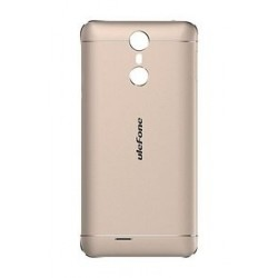 ULEFONE Battery Cover για Smartphone Metal, χρυσό
