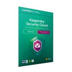 KASPERSKY Security Cloud, 3 συσκευές, 1 χρήστης, 1 έτος, English