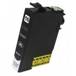 Συμβατό Inkjet για Epson, T1631, 17ml, Black