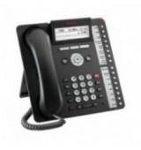 AVAYA used IP Phone 1616, POE, Dark Gray