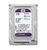 """WD Purple Surveillance Σκληρός Δίσκος 3.5"""" 1TB, 64MB, 5400RPM, SATA III"""
