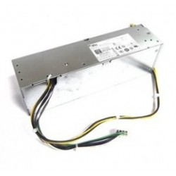 DELL used PSU NT1XP για Dell Optiplex 3020/7020/9020 SFF, 255W