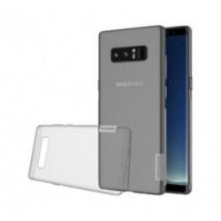 NILLKIN Θήκη Nature TPU Gel Ultra Slim για Samsung Note 8 N950, γκρι