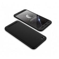 POWERTECH Θήκη 360° Protect για Xiaomi Redmi 5A, μαύρη